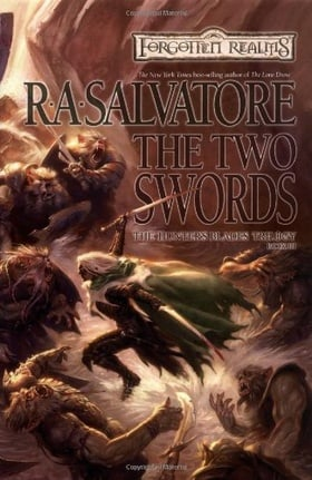 The Two Swords (Forgotten Realms: Hunter's Blades Trilogy)