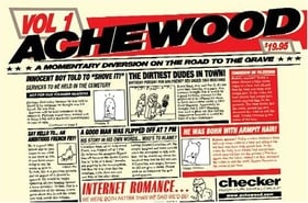 Achewood: A Momentary Diversion On The Road To The Grave: v. 1