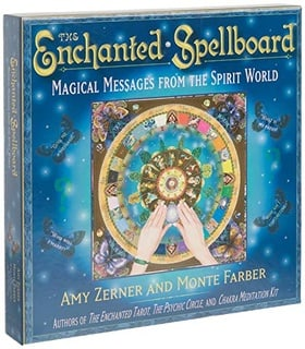 The Enchanted Spellboard: Magical Messages from the Spirit World