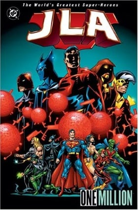 Jla One Million TP (JLA (DC Comics Unnumbered Paperback))
