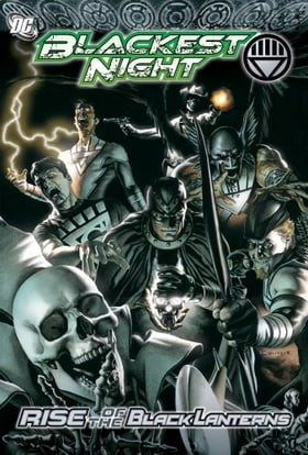 Rise of the Black Lanterns (Blackest Night)