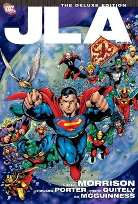 JLA, Vol. 4 (Deluxe Edition)