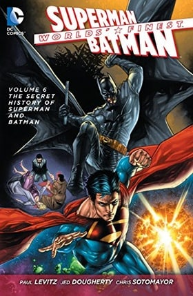 Worlds' Finest Vol. 6 (The New 52)