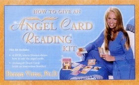 How To Give An Angel Card Reading Kit