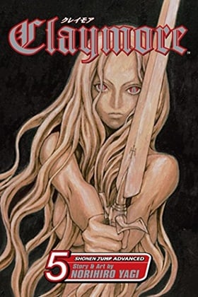 Claymore volume 5