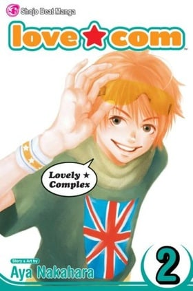 Love.Com, Volume 2 (Love.com (Viz Media))