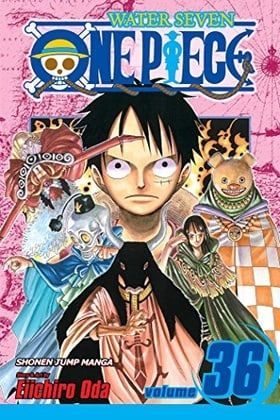 One Piece, Volume 36: The Ninth Justice