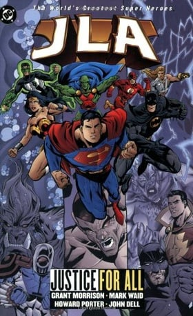 JLA: Justice For All - Book 5)