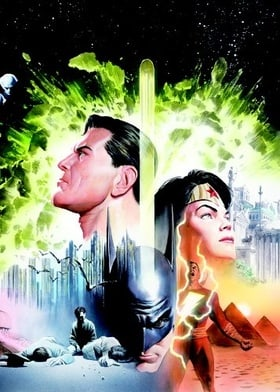 History Of The Dc Universe TP
