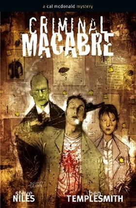 Criminal Macabre: A Cal McDonald Mystery (Dark Horse Comics Collection)