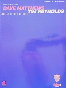 Dave Matthews/Tim Reynolds - Live at Luther College (Play-It-Like-It-Is)