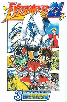 Eyeshield 21, Volume 3