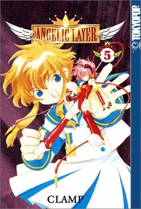Angelic Layer: v. 5 (Angelic Layer)