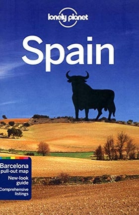 Lonely Planet: Spain (Full Color Country Travel Guide)