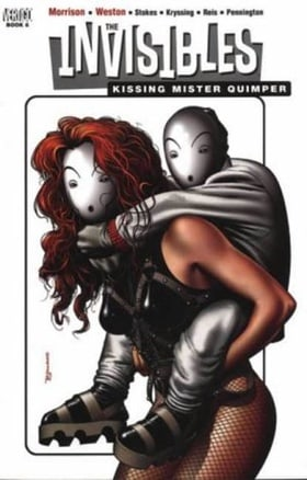 The Invisibles: Kissing Mr Quimper