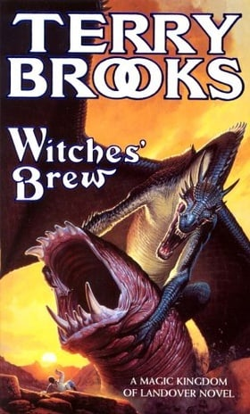 Witches' Brew (A magic kingdom of Landover novel)