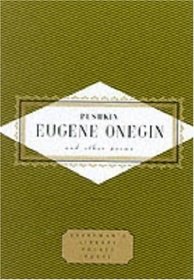 Eugene Onegin (Everyman's Library Pocket Poets S.)