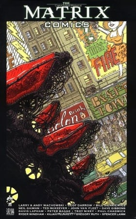 The Matrix Comics Vol 1