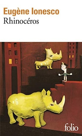 Rhinoceros (French Edition)