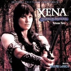 Xena: Warrior Princess - Original Television Soundtrack, Volume Two