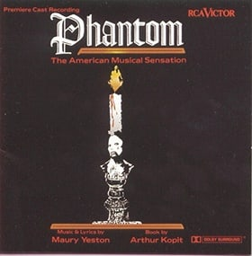 Phantom: The American Musical Sensation (1992 Studio Cast)