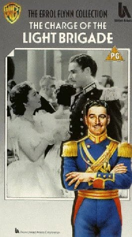 Charge of the Light Brigade [VHS]