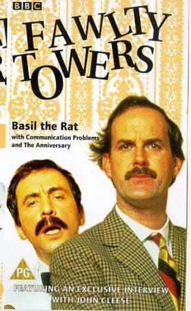 Fawlty Towers - Basil the Rat [VHS] [1975]