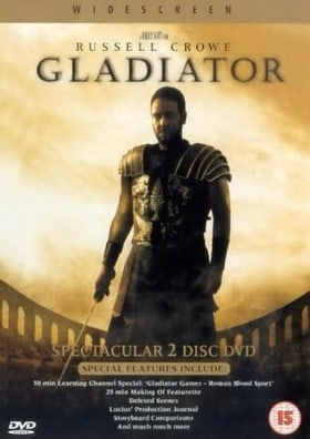 Gladiator (2000) - Two Disc Set