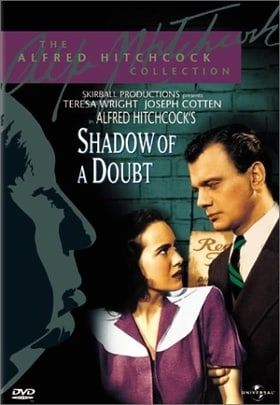 Shadow of a Doubt [DVD] [1943] [Region 1] [US Import] [NTSC]