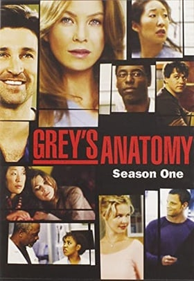 Grey's Anatomy - The Complete First Season