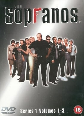 The Sopranos: Series 1 (Vols. 1-3) [1999]