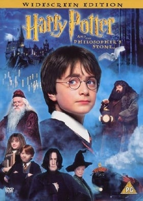 Harry Potter and the Philosopher's Stone (Two Disc Widescreen Edition)