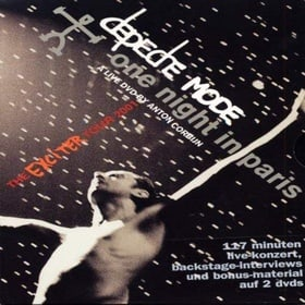 Depeche Mode - One Night In Paris - Exciter Tour 2001 (Two Disc Set)