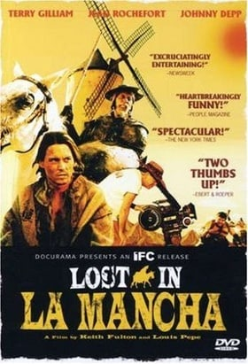 Lost in La Mancha [DVD] [2002] [Region 1] [US Import] [NTSC]
