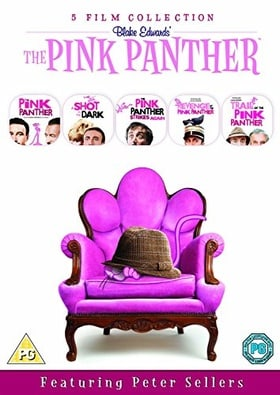 The Pink Panther Film Collection (5 Disc Box Set)