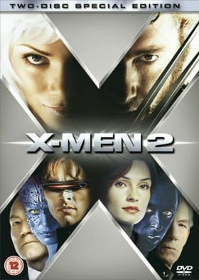 X-Men 2 Special Edition DVD (Two Disc Set)