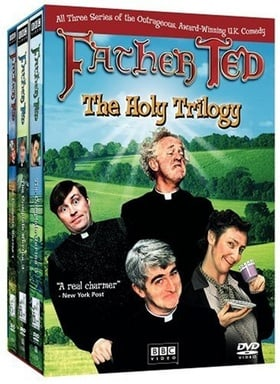 Father Ted: The Holy Trilogy [1995] (REGION 1) (NTSC)