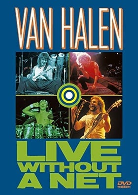 Van Halen - Live Without a Net [Region 2]