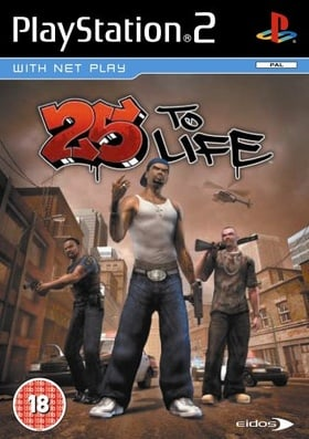 25 to Life (PS2)