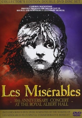 Les Miserables 10th Anniversary Concert At The Royal Albert Hall (2 Disc Collector's Edition)