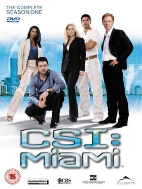 CSI: Crime Scene Investigation - Miami - Complete Season 1