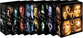 The X-Files - The Complete Seasons 1-9