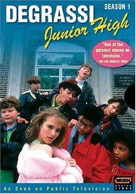 Degrassi Junior High: Season 1  [Region 1] [US Import] [NTSC]