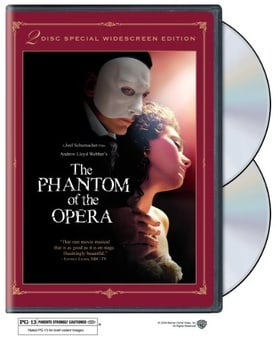 The Phantom of the Opera (Two-Disc Special Edition)