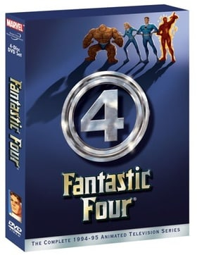 Fantastic Four - The Complete 1994-95 Animated Television Series