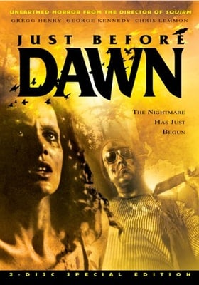 Just Before Dawn  [Region 1] [US Import] [NTSC]