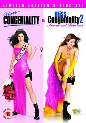 Miss Congeniality 1 and 2