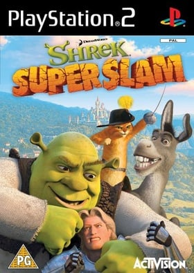 Shrek: Super Slam (PS2)