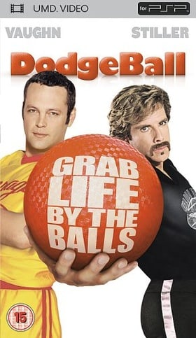 Dodgeball: A True Underdog Story [UMD Mini for PSP] [2004]