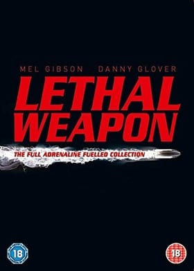 Lethal Weapon : The Complete Collection (4 Disc Box Set)